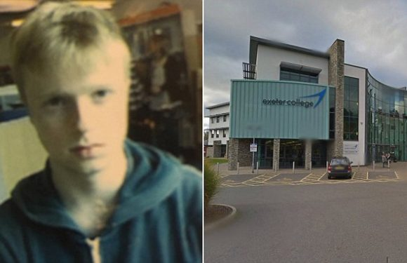 Student hanged himself over fears he'd be kicked out of college