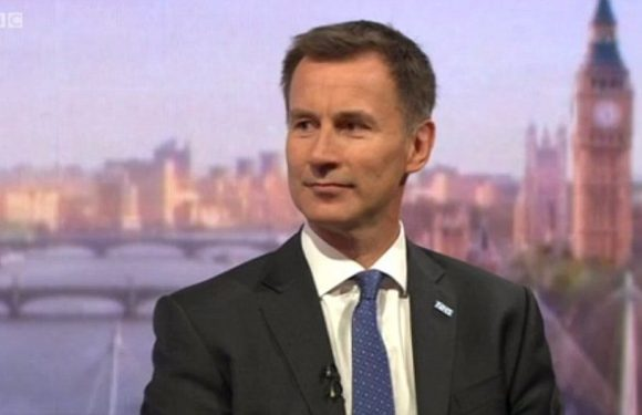 Hunt slams Airbus for 'completely inappropriate' attack over Brexit
