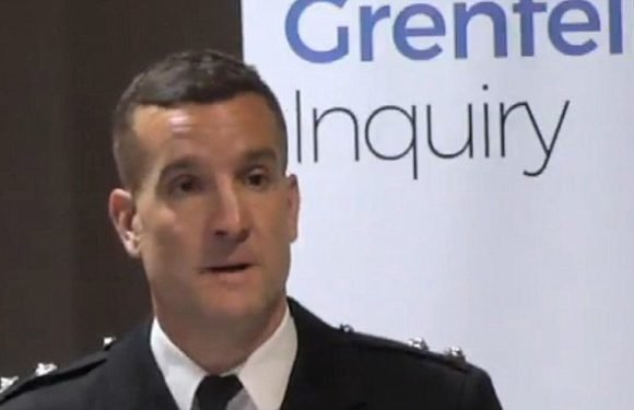 Grenfell Tower Inquiry LIVE: Fire chief to give evidence