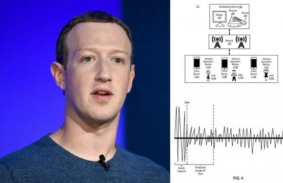 Facebook wants to hide secret inaudible messages in TV ads