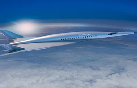 Boeing hypersonic plane could travel from London to NY in 2 hours