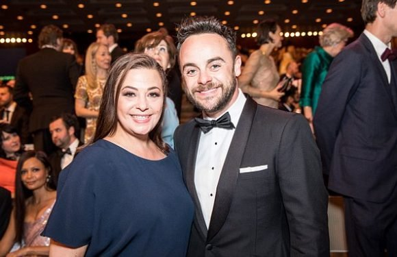 Ant McPartlin's ex Lisa Armstrong DENIES divorce proceedings