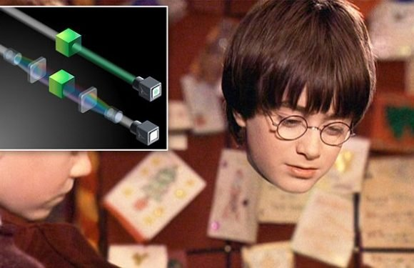 Harry Potter invisibility cloaks is now a step closer to reality