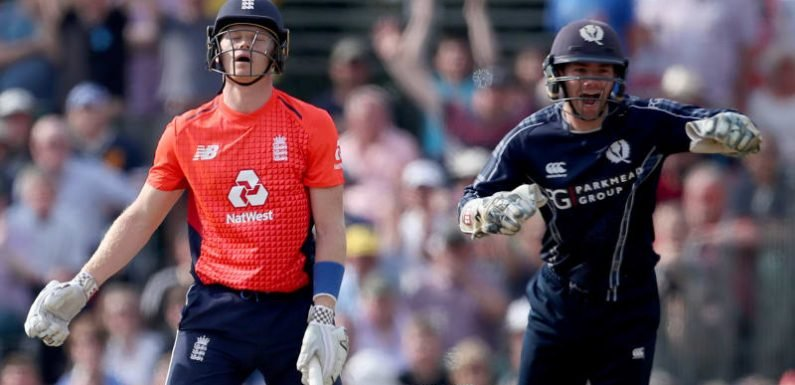 England embarrassed as Scotland secure unbelievable ODI win against world No.1