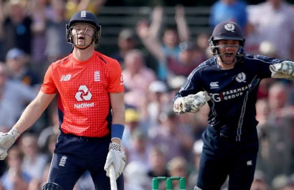 Scotland secure unbelievable result with ODI win over England