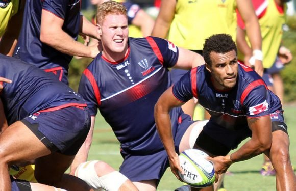 Melbourne Rebels take long view ahead of Blues clash at Eden Park