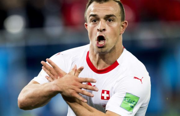 The political meaning behind Shaqiri's celebration against Serbia