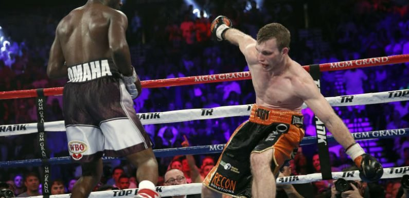 Jeff Horn blasted out in nine by ruthless Terence Crawford