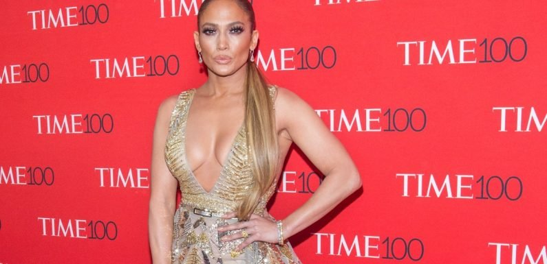 Take a Seat, Because Jennifer Lopez's Sexy Dresses Need Your Undivided Attention