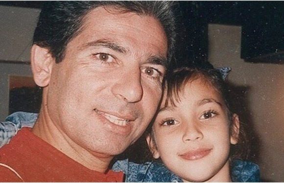 These Emotional Father's Day Snaps From Celebrities Will Leave You Teary-Eyed