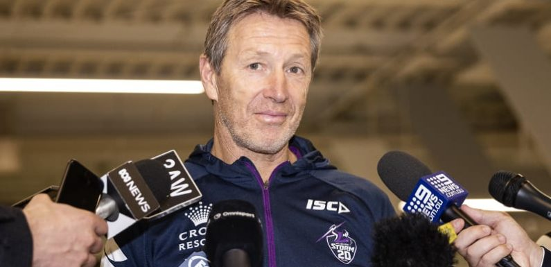 Bellamy talks continue, Storm sweat on Origin stars