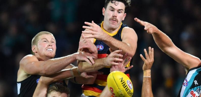 Crow McGovern believed to want to leave, with preference for Victoria