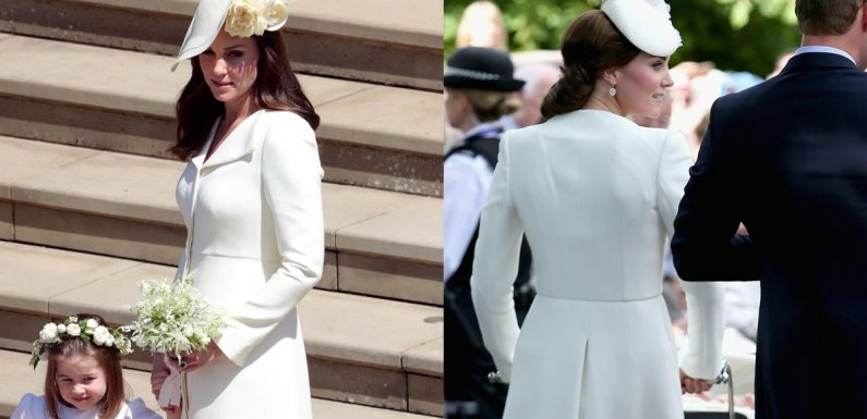 If You Still Think Kate Middleton's Royal Wedding Look Is a Repeat, Check Out the Sleeves