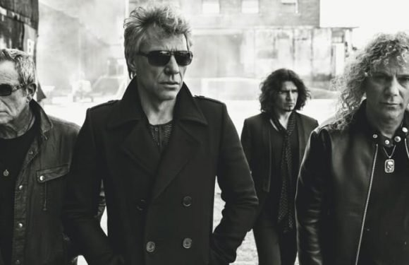 Bon Jovi announces Aussie stadium tour for December
