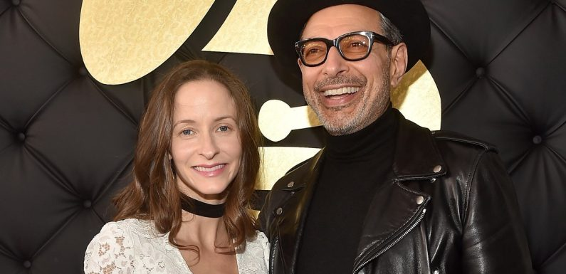 If You're Unlucky in Love, Don't Look at Jeff Goldblum and His Wife, Emilie Livingston