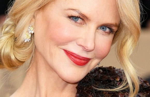 Nicole Kidman's Best Fashion, Style Red Carpet Moments: Pics