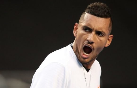 Kyrgios' warning: 'I can serve better' despite world record at Queen's