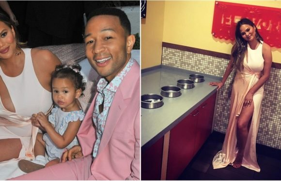 Chrissy Teigen and John Legend's Date Night Ended as It Always Should, With Tacos