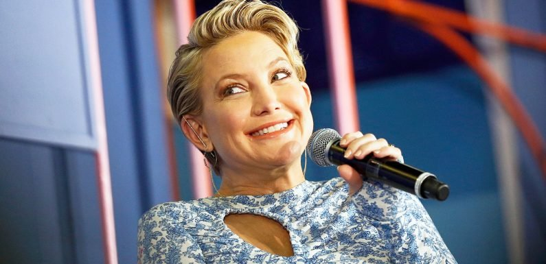 Kate Hudson Shares Story About Drunk FaceTiming Exes