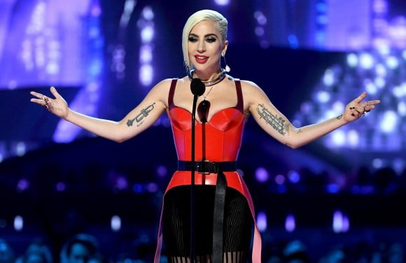 Lady Gaga Makes Surprise Appearance at MTV Awards to Name 'Black Mother—- Panther' Best Movie