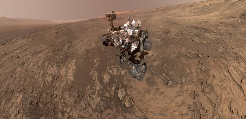 Life on Mars? Rover's latest discovery ups the possibility