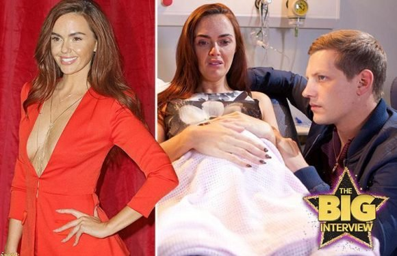 Hollyoaks Jen Metcalfe talks Mercedes McQueen's explosive return and promises she'll return to her man-eating ways