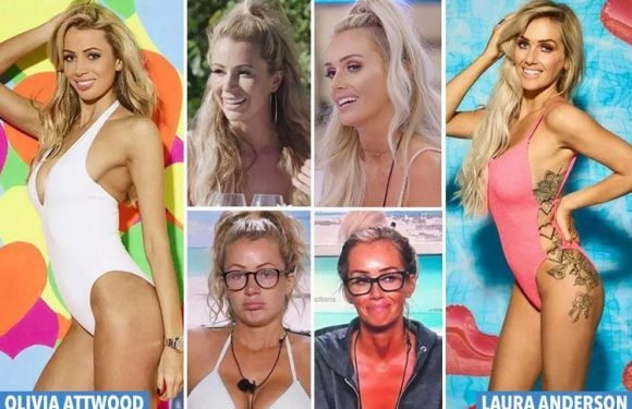 Olivia Attwood accuses Love Island's Laura Anderson of stealing her style as fans point out they look identical