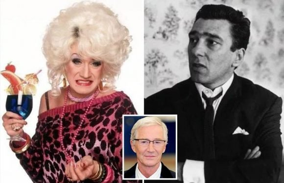Paul O'Grady reveals Reggie Kray had a crush on Lily Savage and sent dozens of love letters