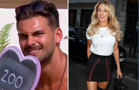Love Island's Olivia Attwood insists she wouldn't go near Adam Collard after he admitted to sleeping with 200 women
