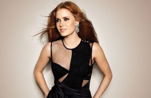 Why Amy Adams Won't Comment on Hollywood's Gender Pay Gap