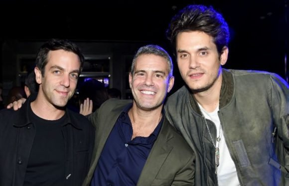 Andy Cohen & John Mayer Are Not Dating Despite Rumors