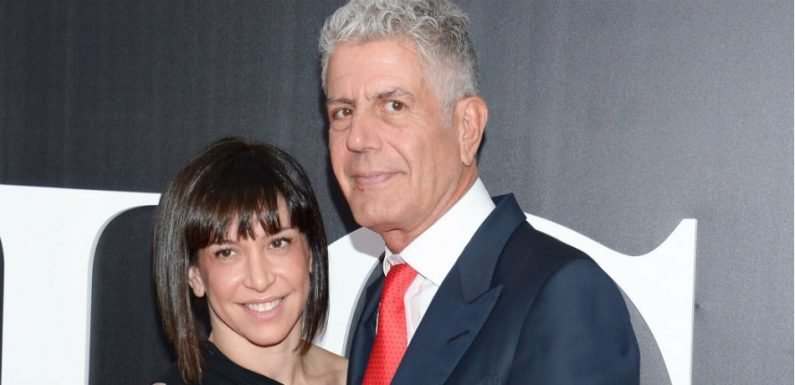 Anthony Bourdain's Ex-Wife Ottavia Busia Praises Daughter Ariane's Strength, Bravery