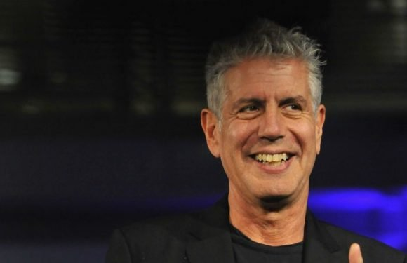 As Anthony Bourdain's Net Worth Grew, His Charitable Works Also Increased