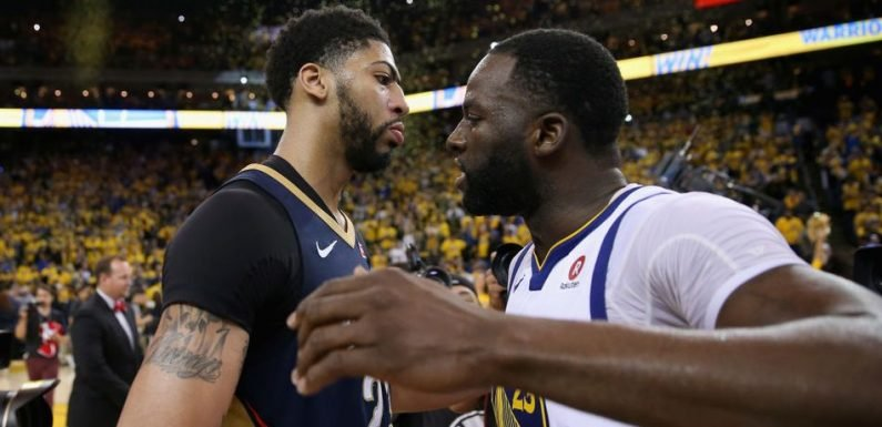 NBA Trade Rumors: Warriors Remain Interested In Trading For Anthony Davis, According To 'The Athletic'