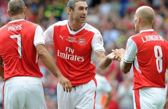 All you need to know ahead of the Real Madrid v Arsenal legends game