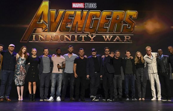 Avengers Infinity War Cast Star In Comical Brady Bunch Parody