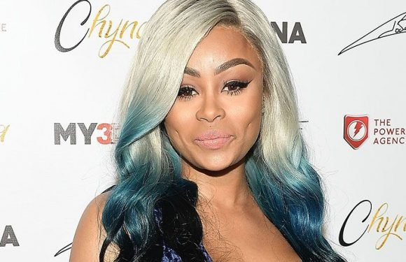 Blac Chyna Shows Off Her Curves In Colorful Bikini, Says 'Eat Your Heart Out Baby'