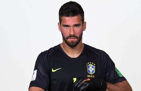 Roma president confirms Alisson is close to transfer