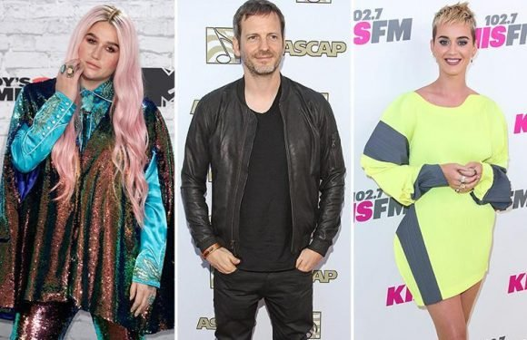 Kesha accused Dr Luke of 'raping' Katy Perry in bombshell court documents
