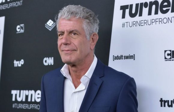 Anthony Bourdain Took Part In A 'Death Ritual' Months Before His Suicide