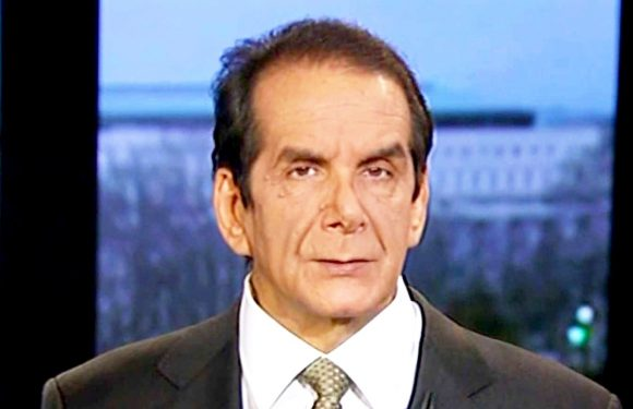 Fox News's Charles Krauthammer Has Weeks to Live After Cancer Battle
