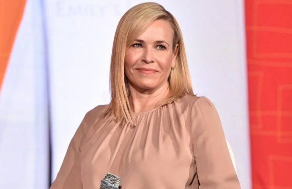 Chelsea Handler Goes Topless And Wears A Diaper In A New Instagram Post
