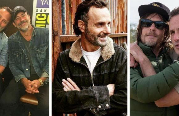 21 Things Fans Should Know About Andrew Lincoln Now That He's Leaving TWD