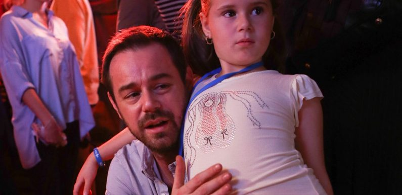 Danny Dyer reckons his youngest daughter will also join Love Island