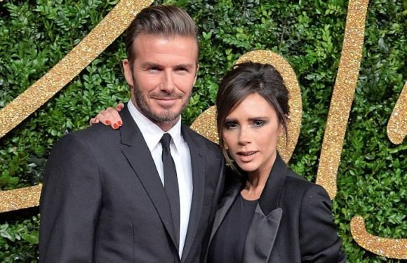 David Beckham And Victoria Beckham Didn't Sit Together At Men's Fashion Week, Fueling Divorce Rumors