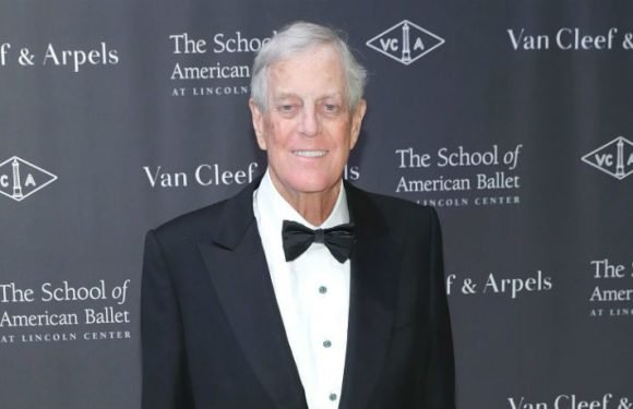 David Koch's Declining Health Causes Him To Step Down From Position At Koch Industries