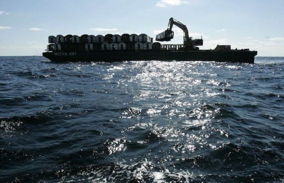 Twin Capes Ferry Sinks, Becomes Part Of Delaware Artificial Reef