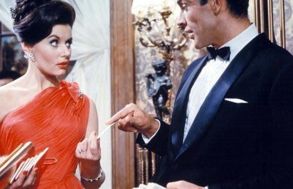 Bond girl on how she helped Sean Connery deliver his most memorable line