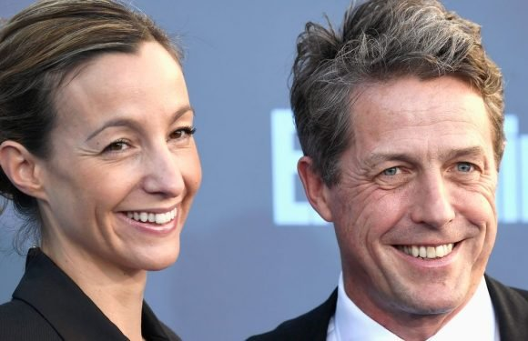 Hugh Grant opens up about married life and fatherhood in rare interview