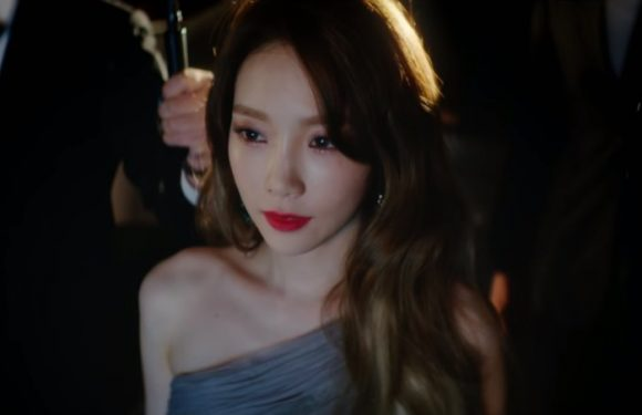 Taeyeon Plays a Femme Fatale in Action-Packed 'Something New' Music Video